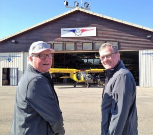 G1 Aviation - Serge Présent et Yvan Lhermitte