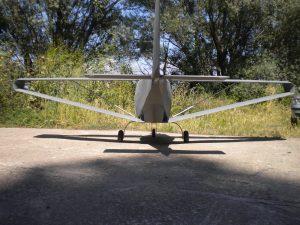 G1 Aviation - G3 ailes bouclés au sol