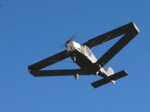 G1 Aviation - G3 ailes bouclés en vol