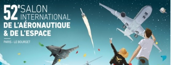 G1 Aviation - Salon Paris Le Bourget 2017