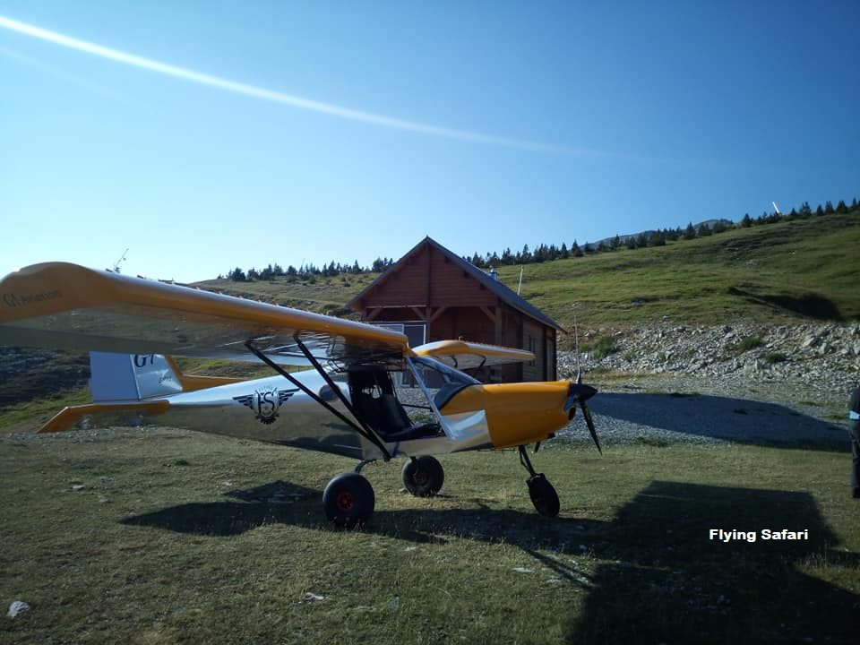 Partenaire Flying Safari